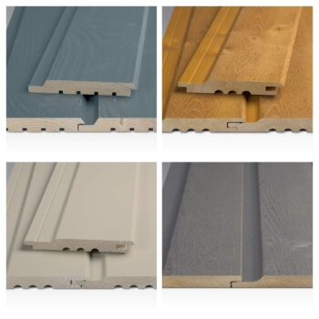 Prefinished and Specialist Cladding