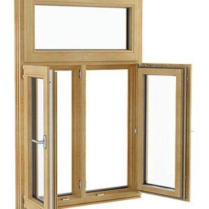 Inward Opening Windows