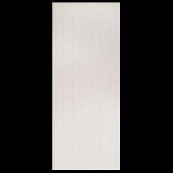 White Finished Doors