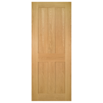 Unfinished Oak Internal Doors