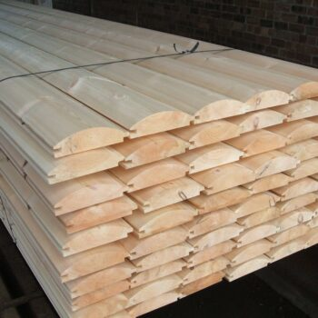 Pine Cladding and Weatherboarding