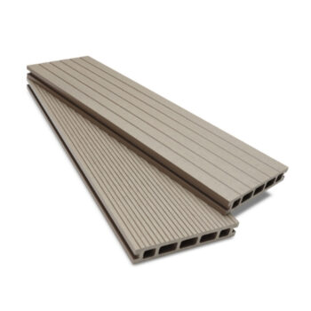 Dual Surface Clarity Ash Decking