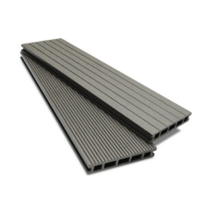 Dual Surface Clarity Graphite Composite Decking