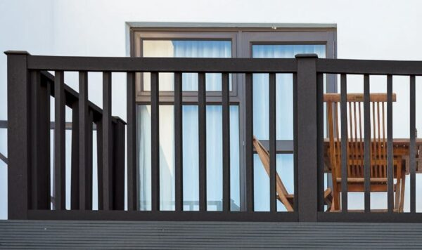 Buy Evalast 3 Rapidrail Upper Deck Railing from Direct Line Timber